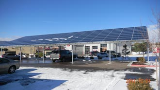 Solar Carports, Custom Solar Carports, Solar Canopies, Solar Panel Carports and Awnings. Classic Carports A Top Solar Carport Supplier Also Installs Solar Carports for Commercial Properties.
