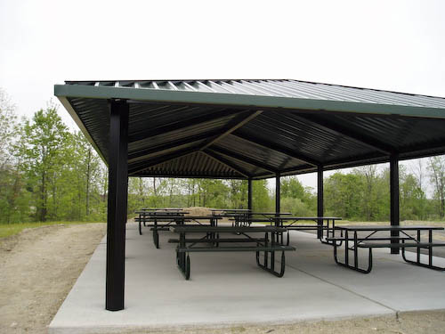 Classic Carports manufacturers and installs a wide variety of metal canopy structures including metal canopies & Metal Canopies Steel Carports u0026 Carport Structures